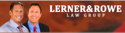Glen Lerner - Lerner and rowe law Group logo