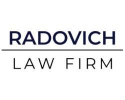 Radovich Law Firm logo