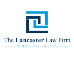 the lancaster law firm logo