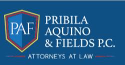 Robert F Pribila - Pribila Aguino & Fields PC logo