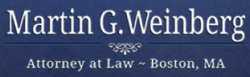 Martin G. Weinberg logo