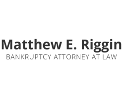 Matthew E. Riggin Bankruptcy Attorney at Law logo