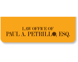 Law Office of Paul A. Petrillo logo