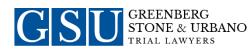 Greenberg Stone & Urbano logo