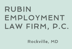 The Rubin Employment Law Firm, PC logo