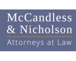 McCandless & Nicholson logo