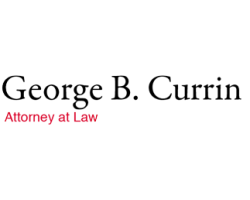 George B. Currin logo