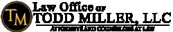 Law Office of Todd Miller, LLC logo