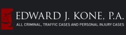 Edward J. Kone  logo