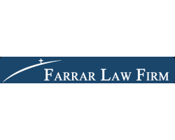 FARRAR LAW FIRM logo