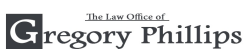 Law Offices Of Gregory Phillips logo