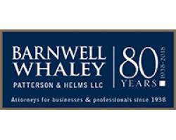 Barnwell Whaley logo