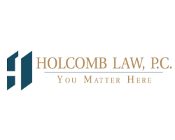 Holcomb Law, P.C. logo
