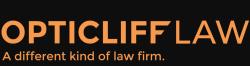 Opticliff Law logo