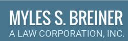 Myles S. Breiner, logo