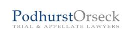 Lea P. Bucciero - Podhurst Orseck, P.A. logo