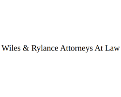 Wiles & Rylance Attorneys At Law logo