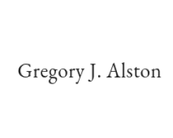 Gregory J. Alston logo