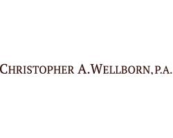 Christopher A. Wellborn, PA logo