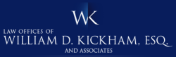 WILLIAM D. KICKHAM logo