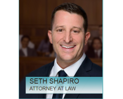 Seth Shapiro - Morris Law Firm image