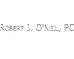 Robert J. O'Neil, PC logo