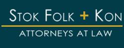 Joshua R Kon - Stok Folk + Kon logo