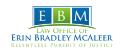 Erin Bradley Mcaleer - Attorney at Law logo