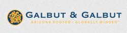 Martin R Galbut logo