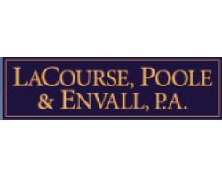 Andrew Poole of LaCourse, Poole & Envall, P.A logo