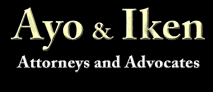 Lee Feinberg - Ayo and Iken, PLC logo