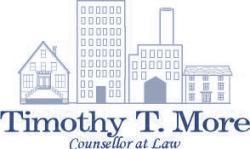 Timothy T. More logo