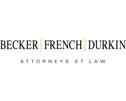 Becker, French & Durkin logo