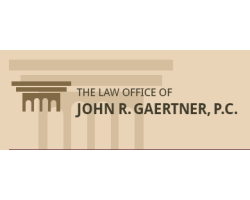 Law office of John R. Gaertner logo