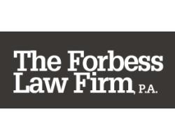 Raymond Forbess, Jr. - The forbess Law Firm logo