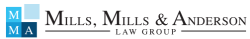Byron L. Mills logo