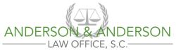 Anderson & Anderson Law Office, SC logo