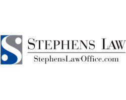 stephens law logo
