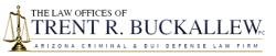 Trent R. Buckallew logo