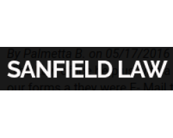 sanfield law logo
