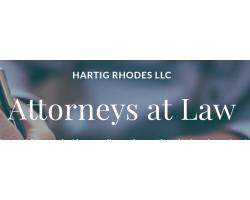 Hartig Rhodes LLC logo