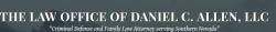 Daniel Allen logo