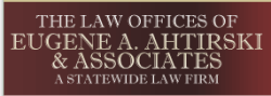 law Offices Of Eugene A. Ahtirski  logo
