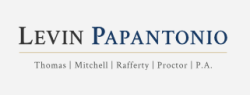 Robert Blanchard - Levin Papantonio logo
