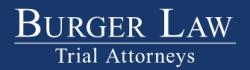 Burger Law logo