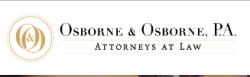 R Brady Osborne, Jr. logo