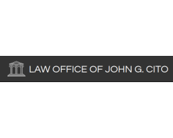 LAW OFFICE OF JOHN G CITO logo