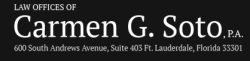Carmen G. Soto logo