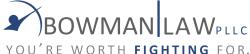 Bowman Law PLLC logo