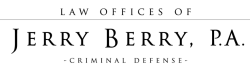 Michael Hopkins - Law Offices of Jerry Berry, PA logo